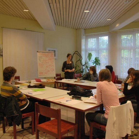 Sprachcamp in Klagenfurt, 2010, Foto E. K.
