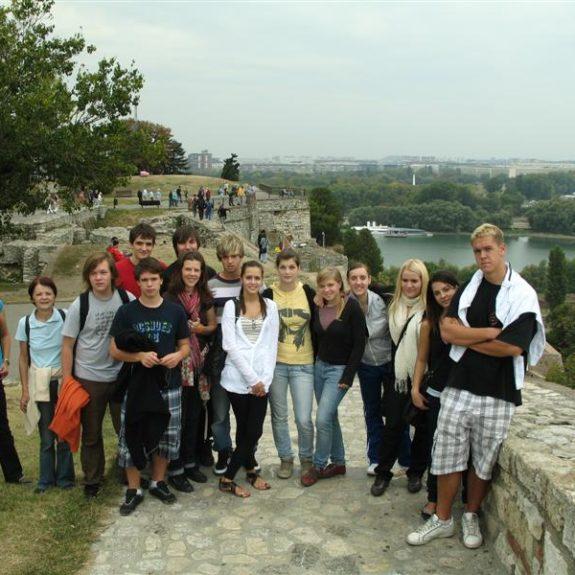 Austausch mit Belgrad, 2009, Foto K. T.