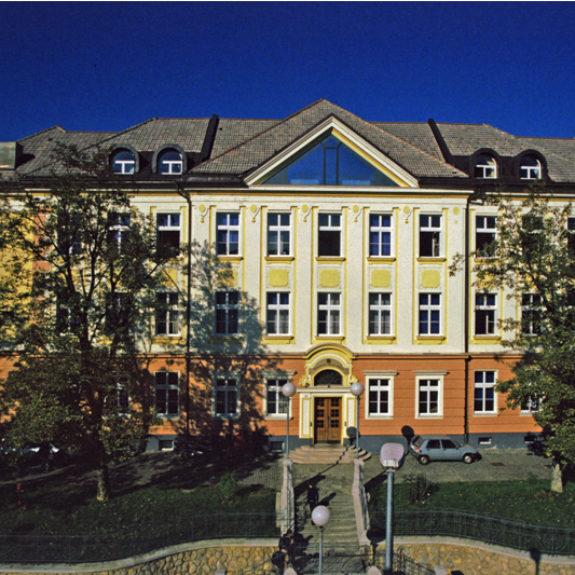 Das heutige Gebäude, Foto M. H.